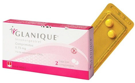 anticonceptivos glanique